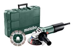 W 850-125 Set (603608540) Meuleuses d'angle