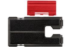 Piastra di protezione in plastica con feltro per seghetto alternativo (623596000)
