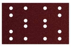 Fogli abrasivi autoaderenti 80 x 133 mm, P 40, 16 fori, con fissaggio autoaderente (SRA) (635190000)