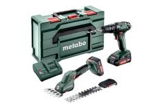 Combo Set 2.2.4 18V (685185000) Macchine a batteria nel kit