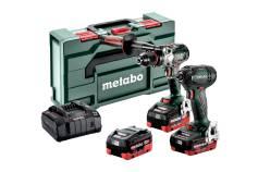 Combo Set 2.6.4 18 V BL (685179000) Macchine a batteria nel kit
