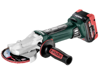 Cordless Flat Head Angle Grinder
