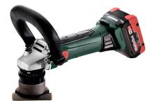 Cordless bevelling tool