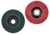 Discos de desbaste lamelares