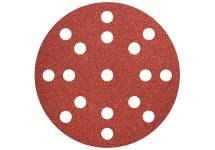 "Hojas de lijar adhesivas Ø 125 mm, ""multi-hole"""