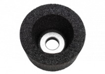 Cup wheels stone