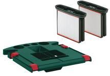 Cartuchos filtrantes y otros accesorios