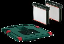 Filtros tipo cassete e outros acessórios