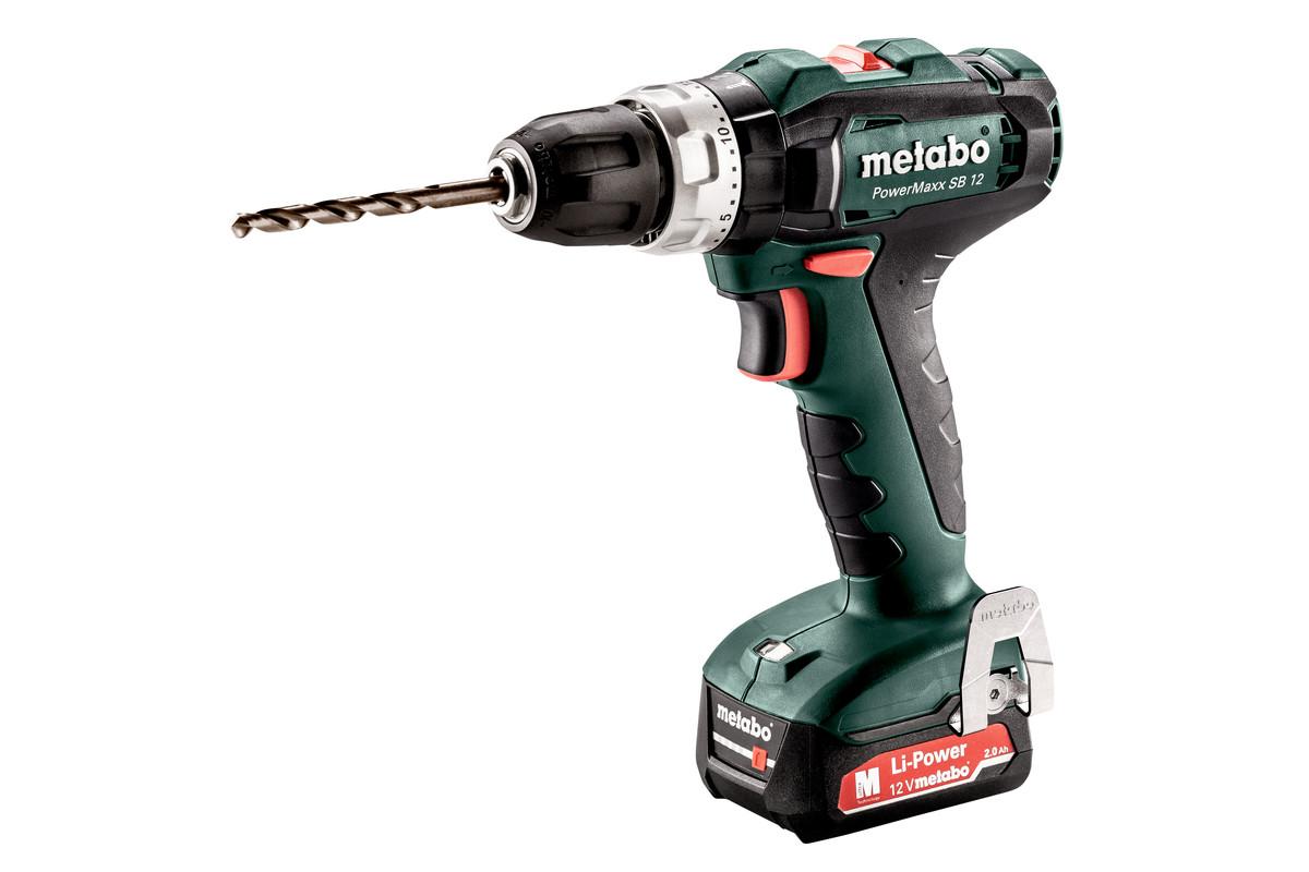 PowerMaxx SB 12 (601076500) Cordless Hammer Drill