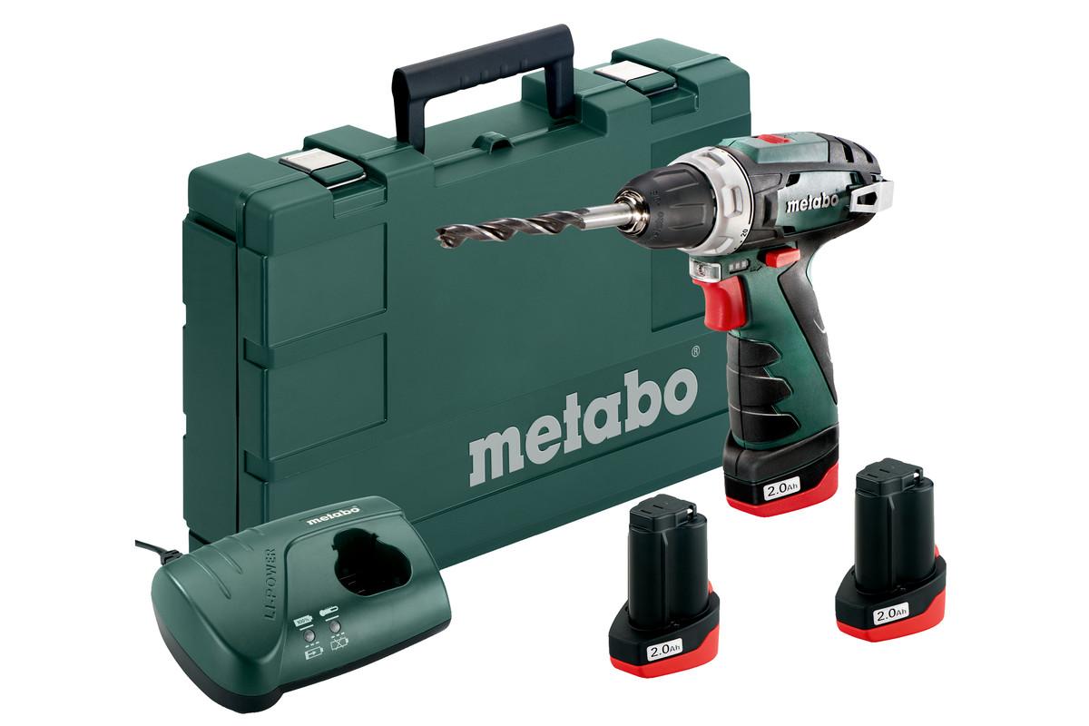 PowerMaxx BS Basic Set (600080960) Cordless Drill / Screwdriver