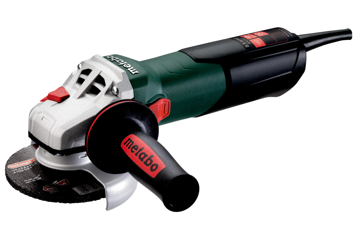 W 9-115 Quick (600371420) Angle Grinder