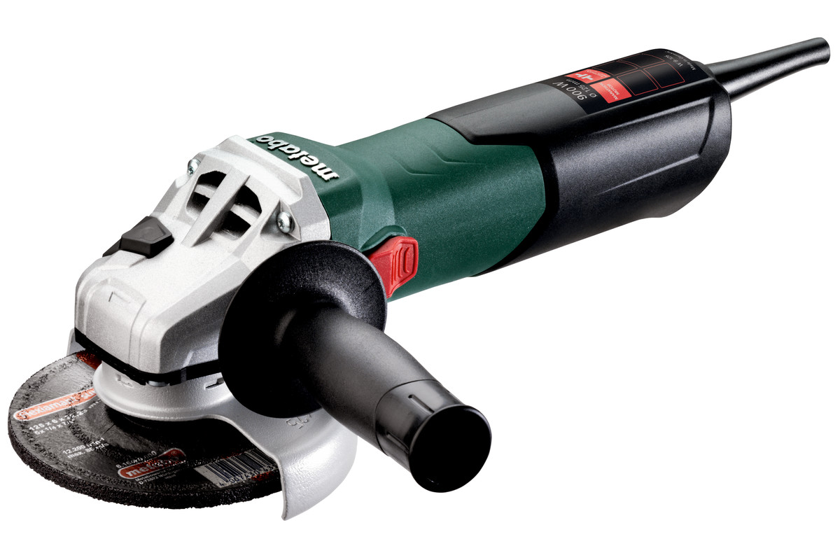 W 9-125 (600376500) Angle Grinder