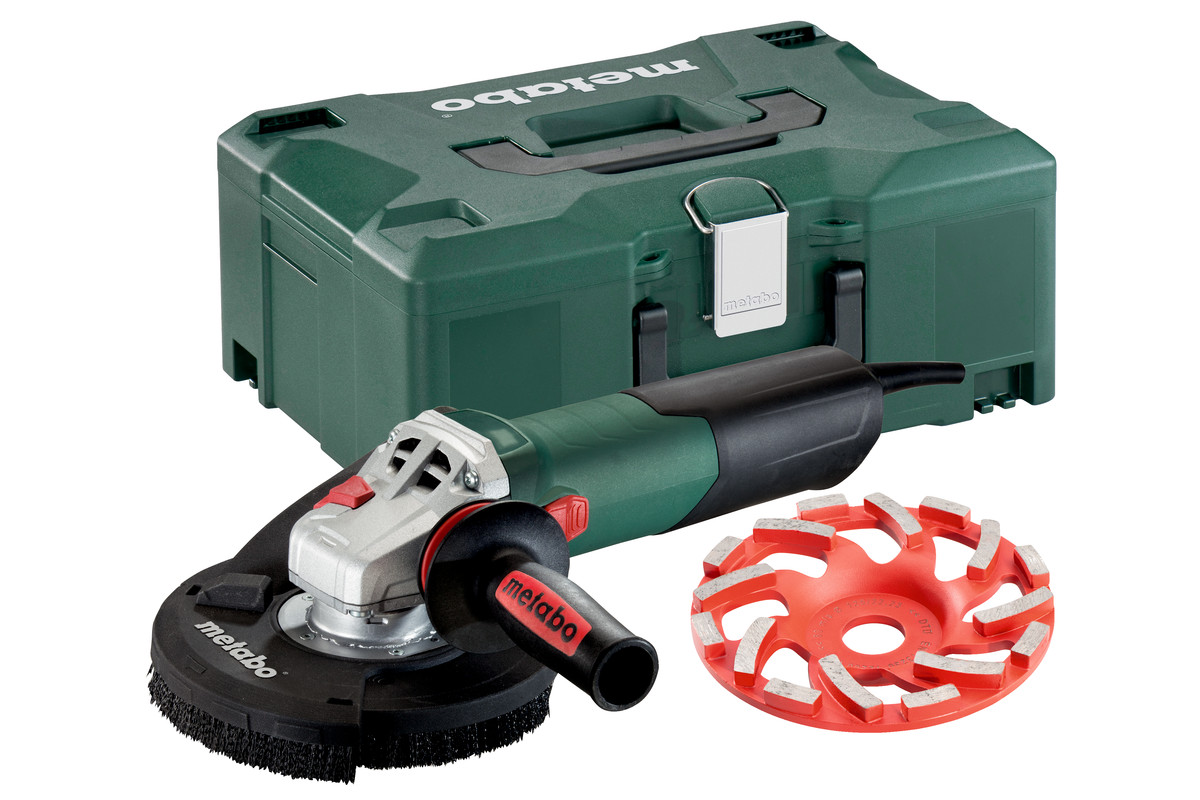 WE 15-125 HD Set GED (600465500) Angle Grinder