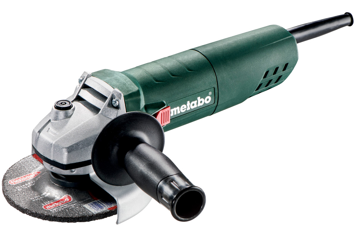 W 850-125 (601233010) Angle Grinder