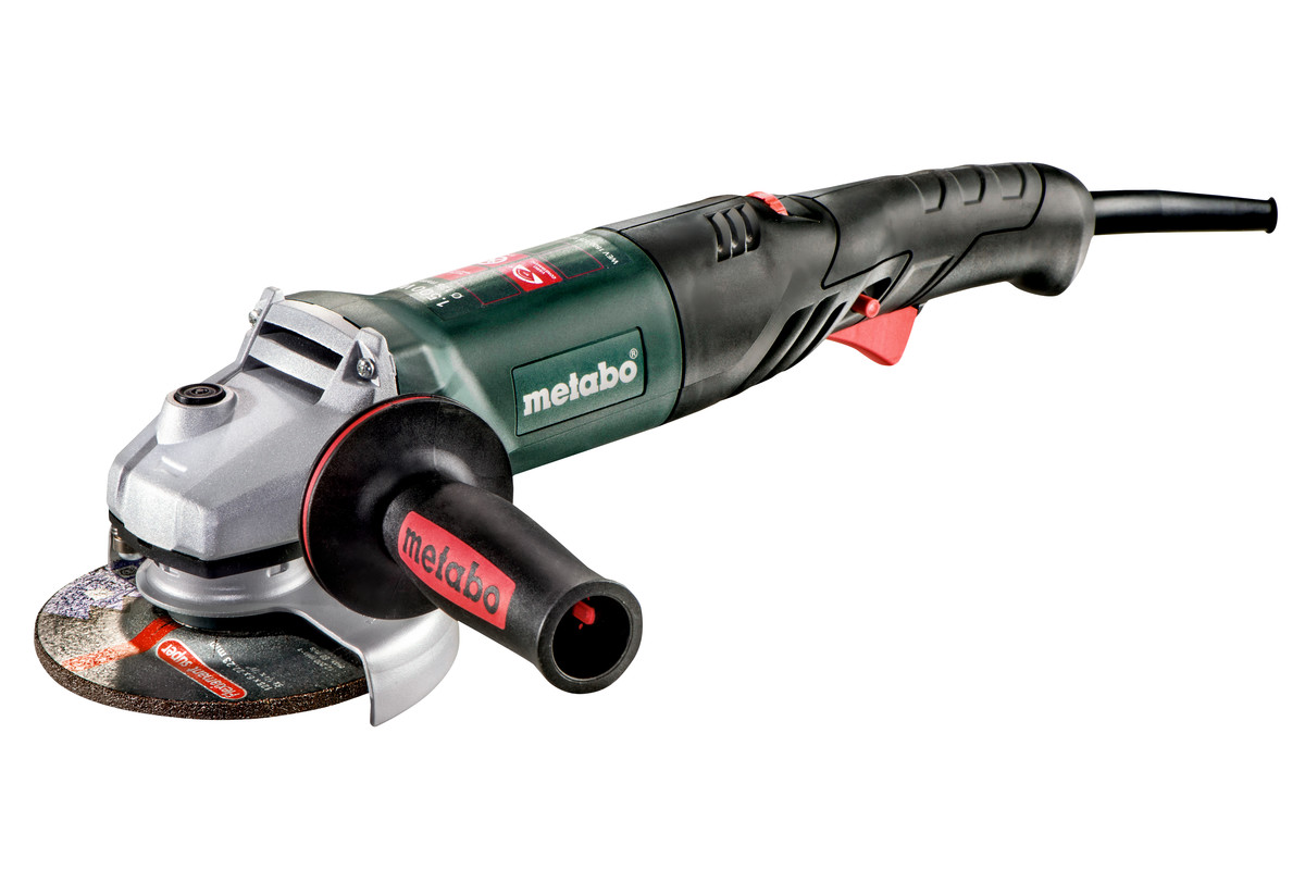 WEV 1500-125 Quick RT (601243500) Angle Grinder