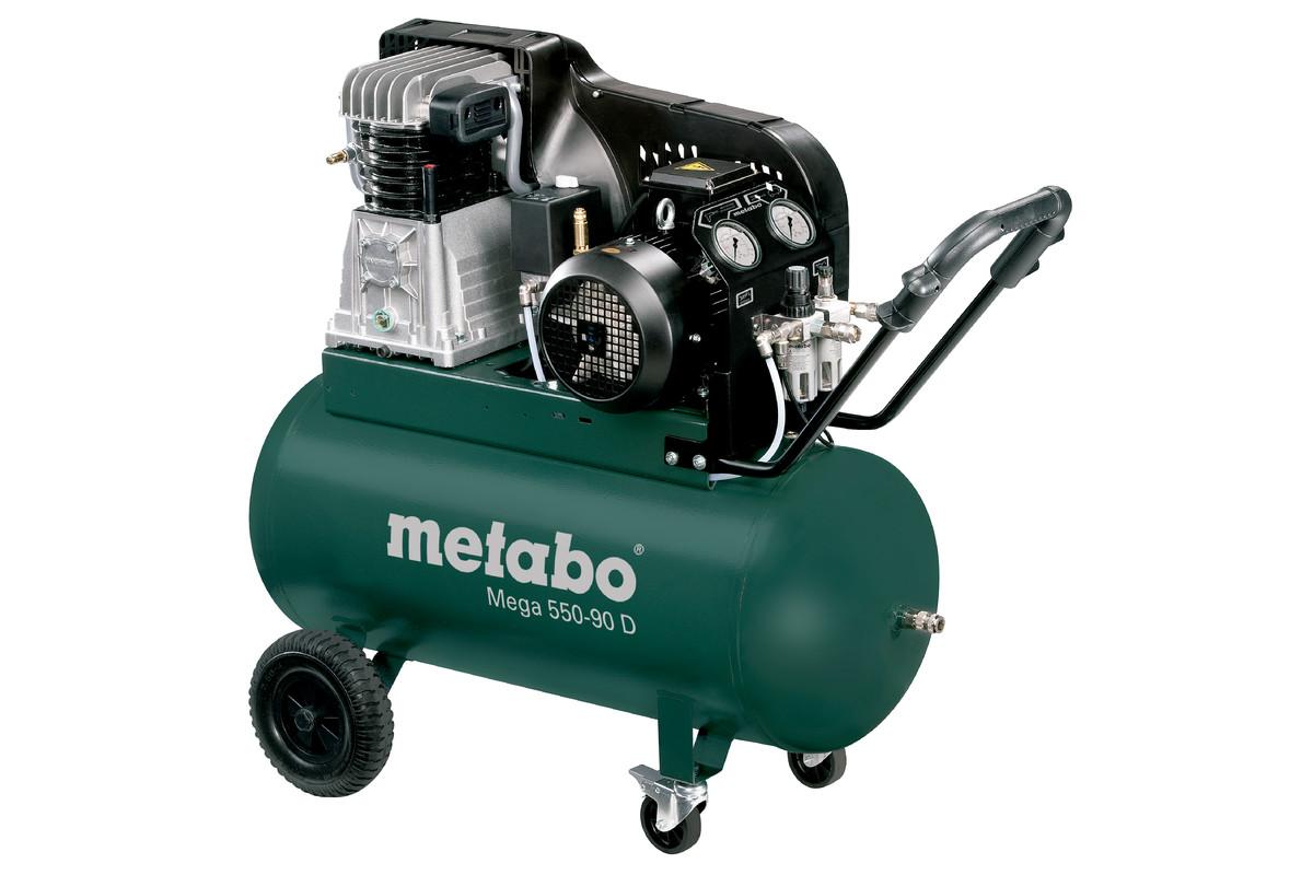Mega 550-90 D (601540000) Compresor Mega