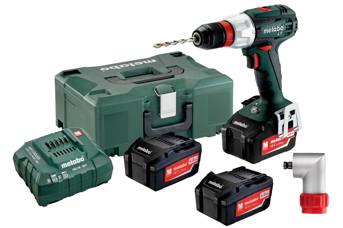 BS 18 LT Quick Set (602104960) Taladradoras atornilladoras de batería