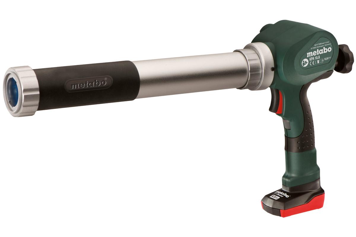 KPA 10.8 600 (602117600) Pistola para aplicar silicona de batería