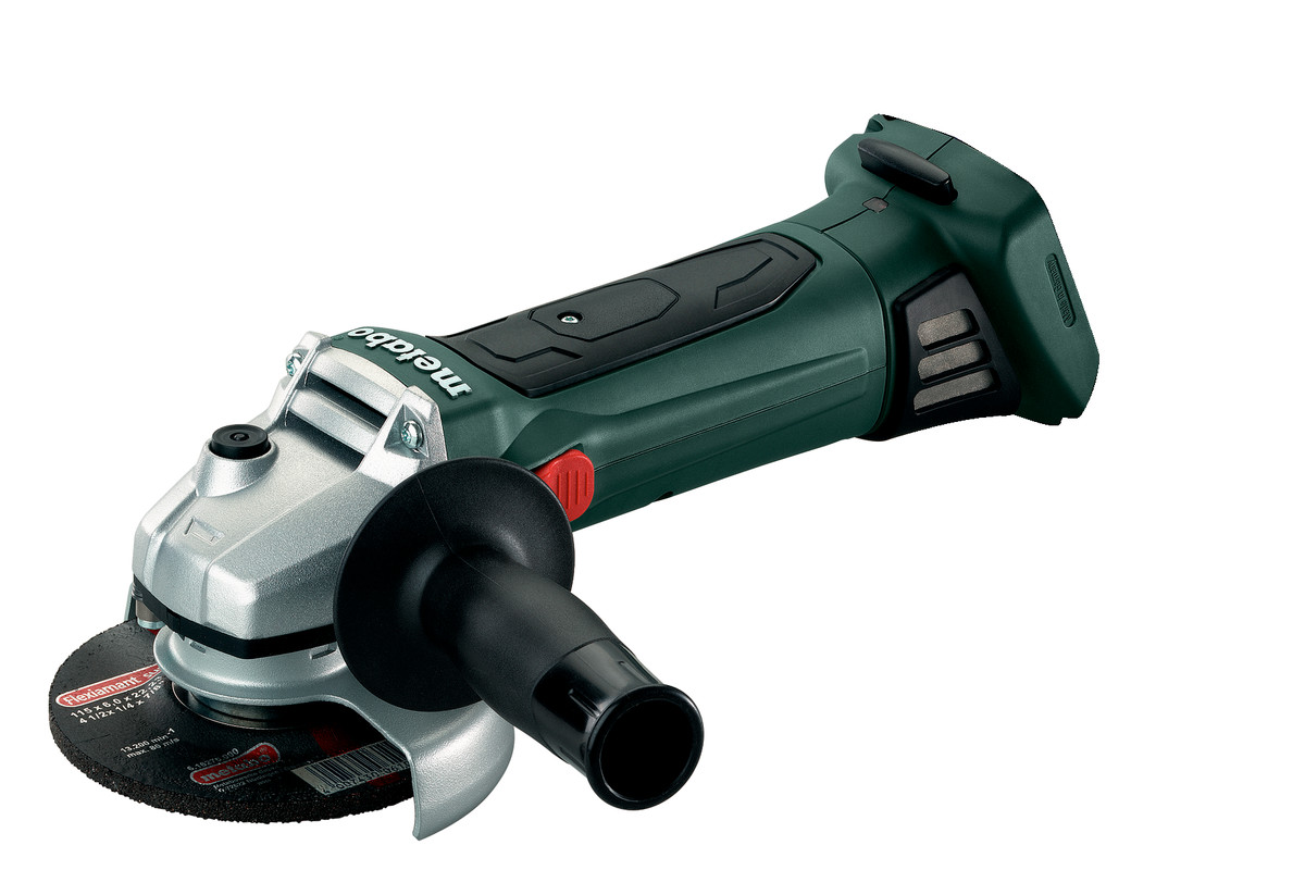 W 18 LTX 125 Quick (602174890) Cordless Angle Grinder
