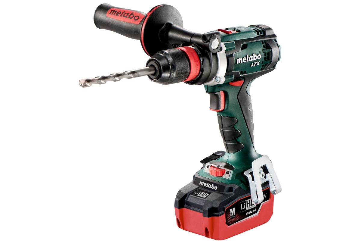 BS 18 LTX Quick (602193700) Cordless Drill / Screwdriver
