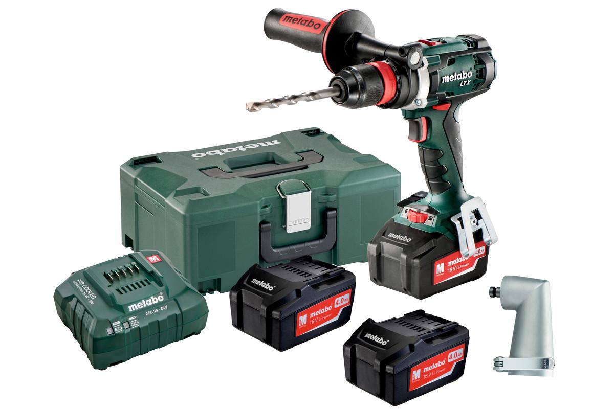 BS 18 LTX Quick Set (602193960) Taladradora atornilladora de batería