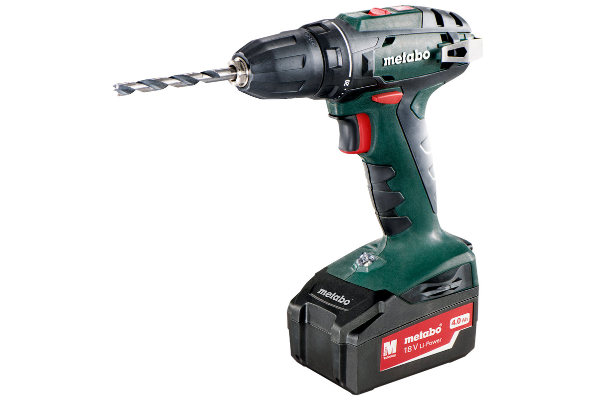 BS 18 (602207540) Cordless Drill / Screwdriver