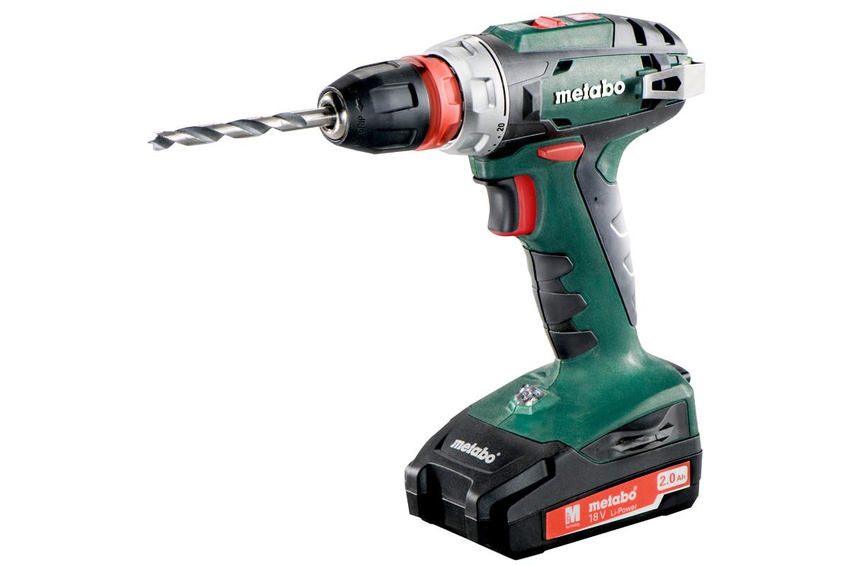 BS 18 Quick (602217620) Cordless Drill / Screwdriver