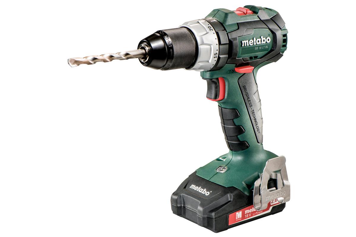 SB 18 LT BL (602316520) Cordless Impact Drill