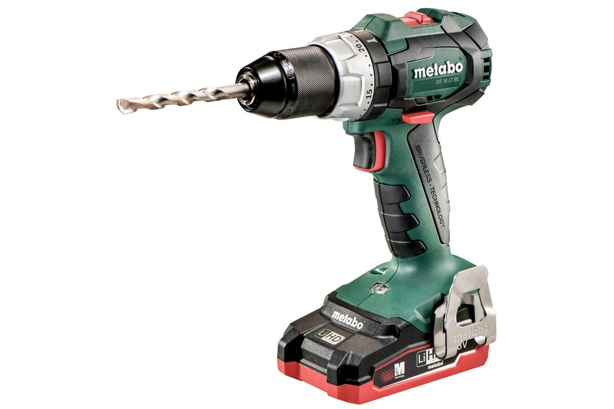 BS 18 LT BL (602325670) Cordless Drill / Screwdriver