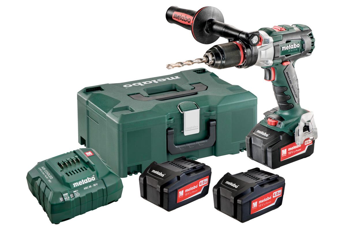SB 18 LTX BL I Set (602352960) Cordless Impact Drill