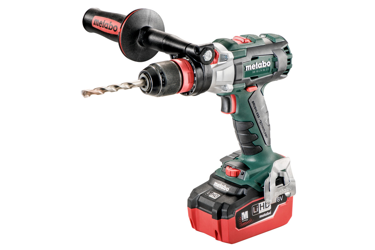 SB 18 LTX BL Q I  (602353660) Cordless Impact Drill