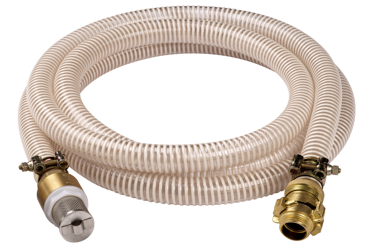 Professional suction hose set, 4 m (0903061200)