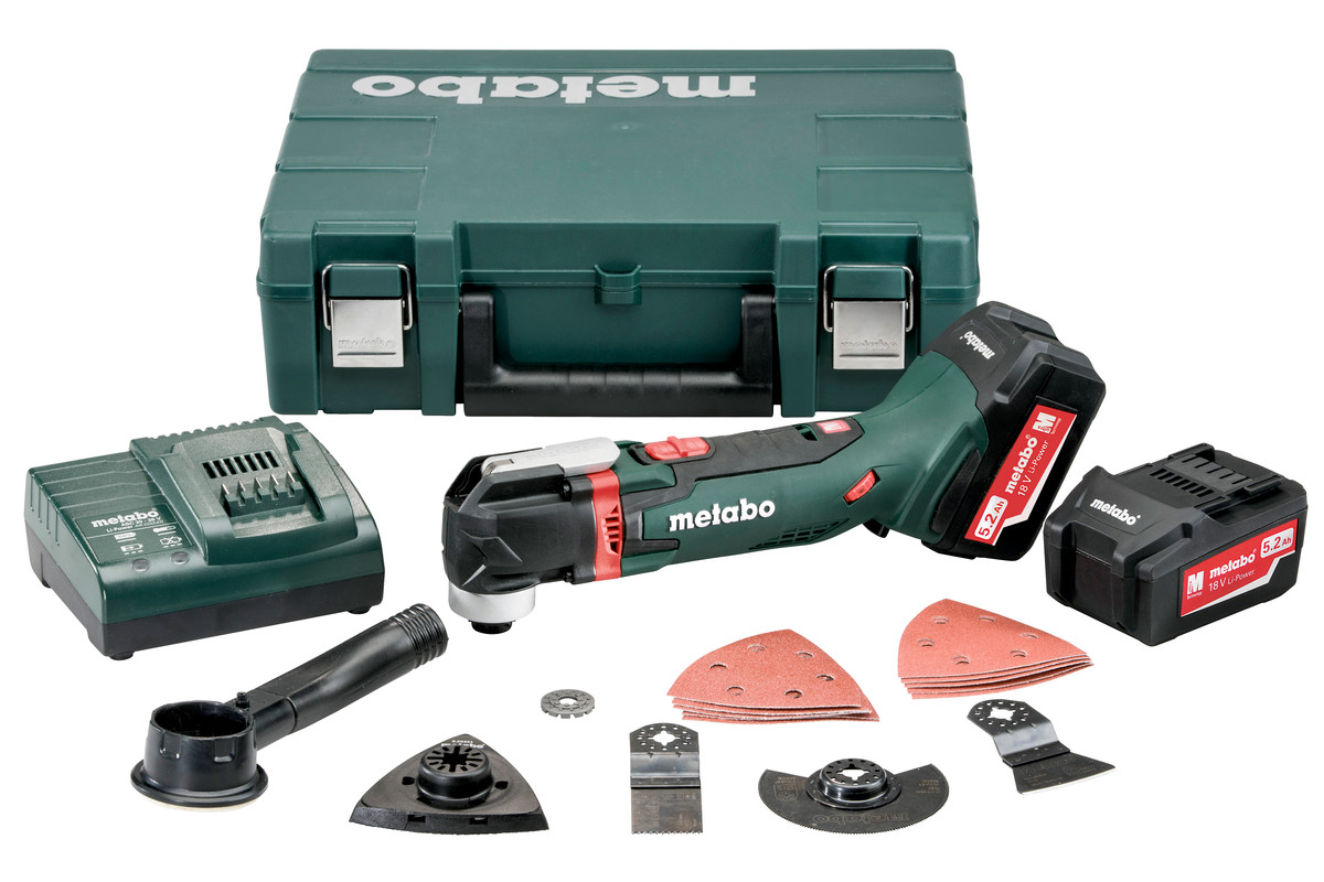 MT 18 LTX (613021650) Cordless Multi-Tool