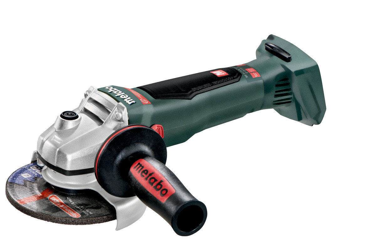 WB 18 LTX BL 125 Quick (613077850) Cordless Angle Grinder