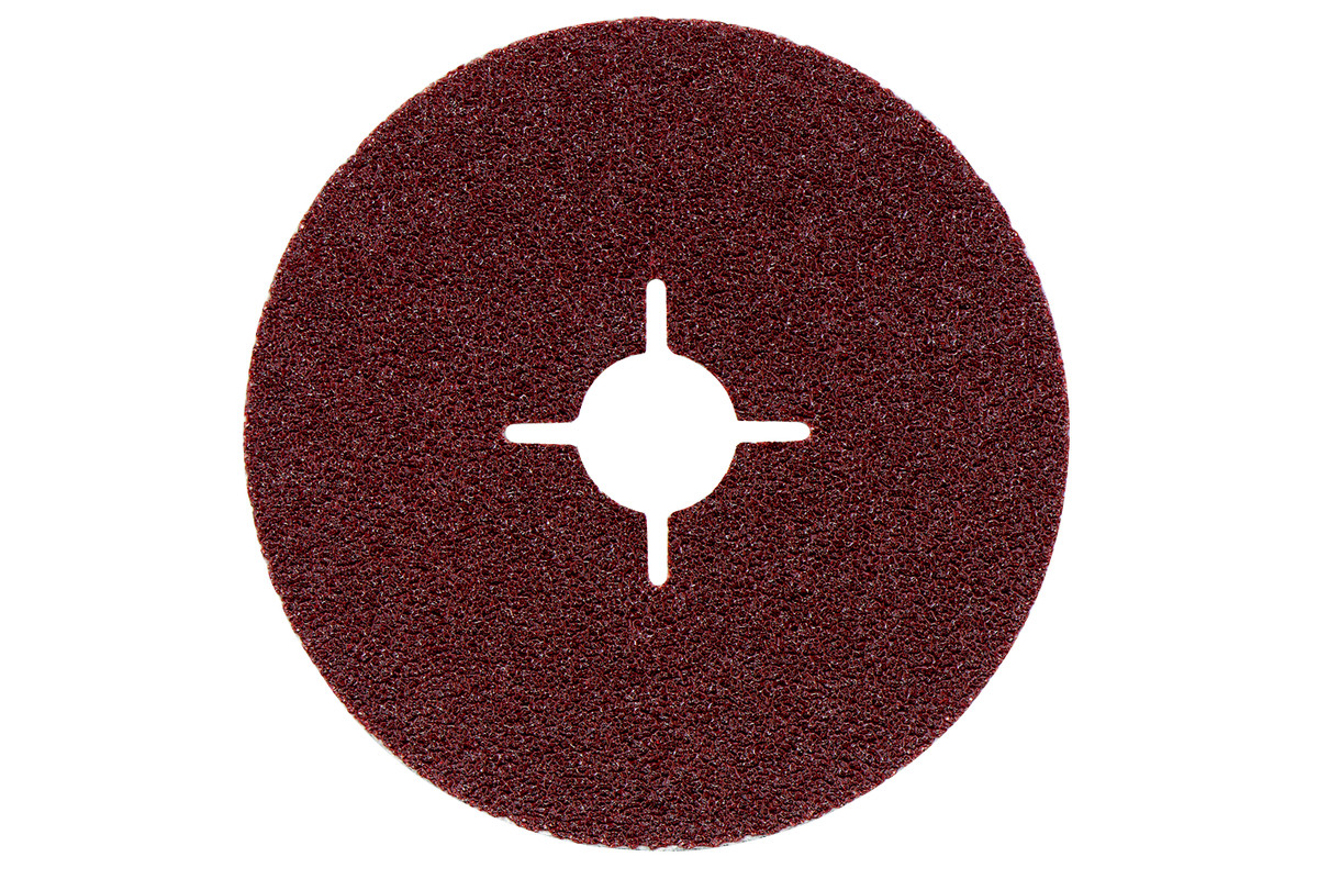 Fibre disc 125 mm P 120, NK (624224000)