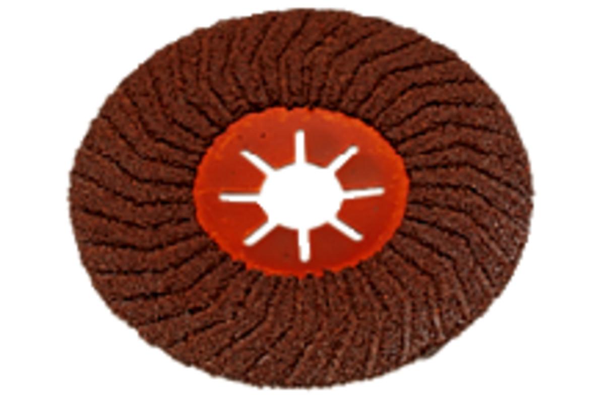 Semi-flexible sanding sheets 115 mm C 24 (624873000)
