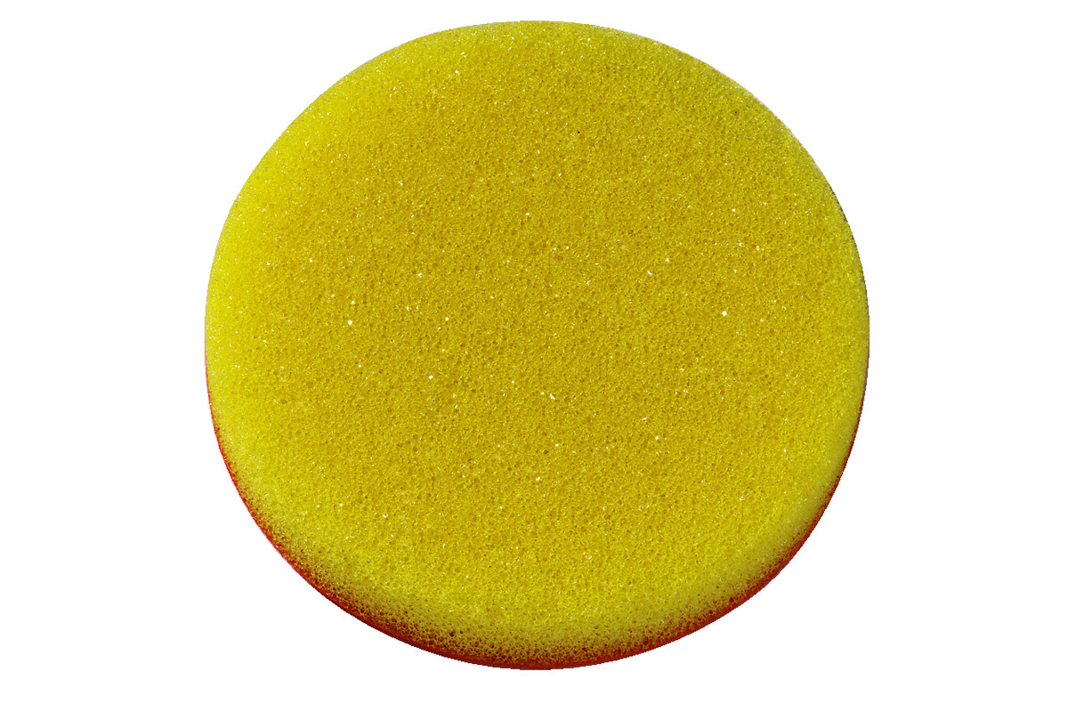 Hook and loop polishing sponge, coarse, 160x50 mm (624916000)