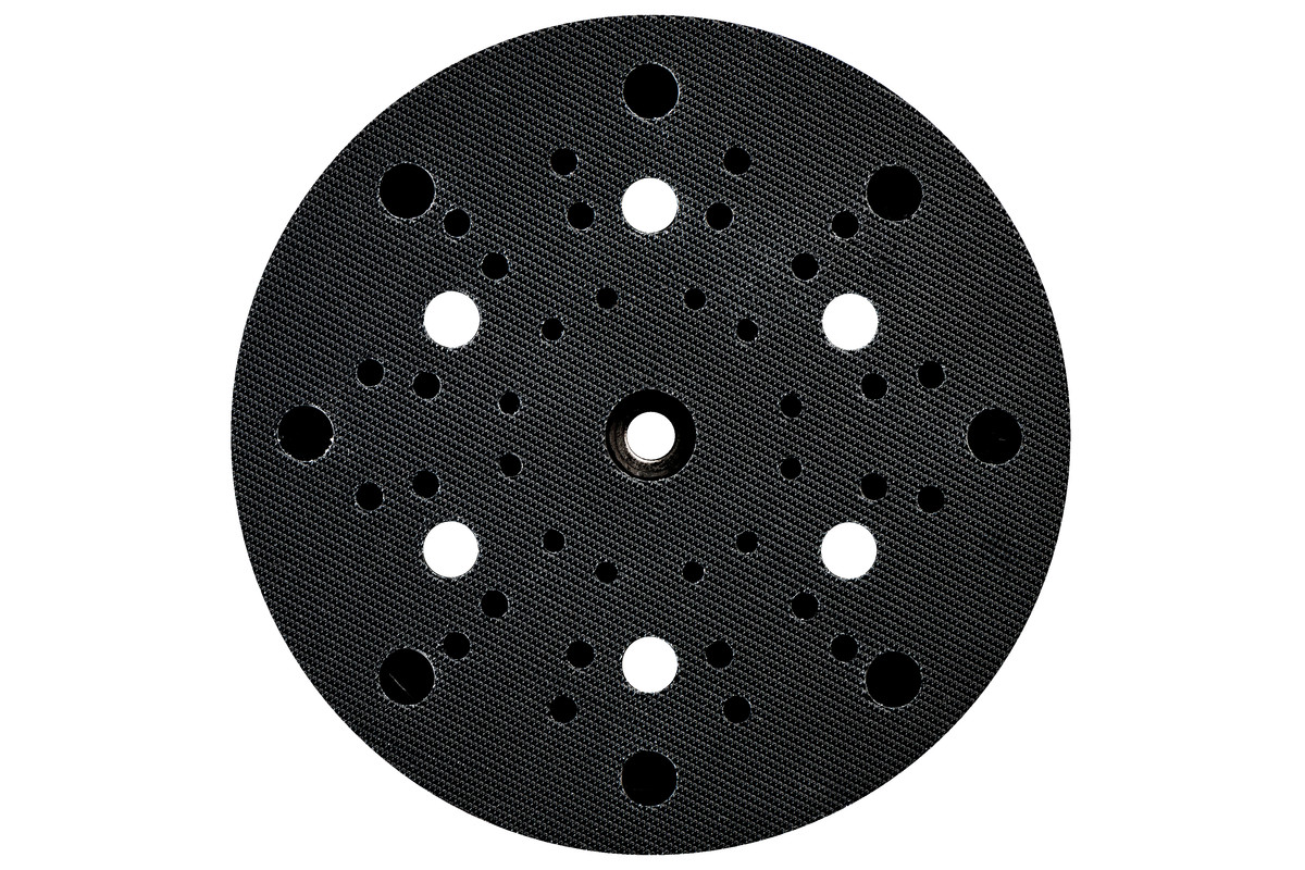 "Sanding pad 150 mm, ""multi-hole"",medium, SXE 150 BL (630262000)"