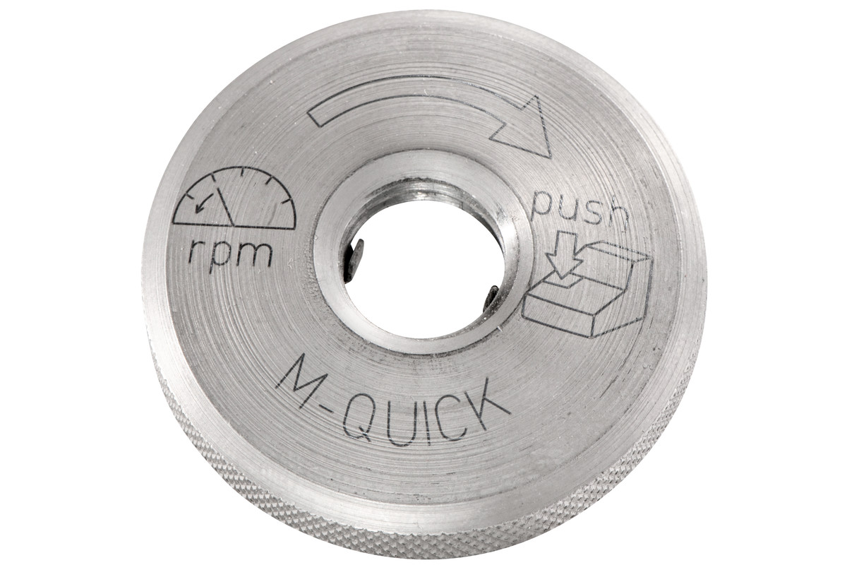 "Metabo ""Quick"" flange nut M 14/ EWS (630802000)"