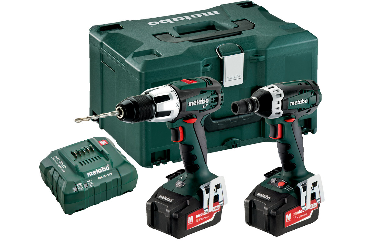 Combo Set 2.1.4 18 V (685033000) Cordless Machines in a Set