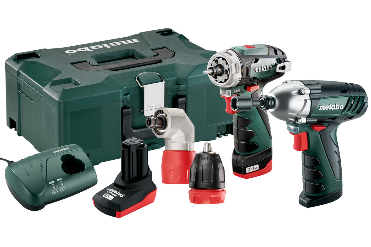 Combo Set 2.1 10.8 V Quick Pro (685053000) Cordless Machines in a Set