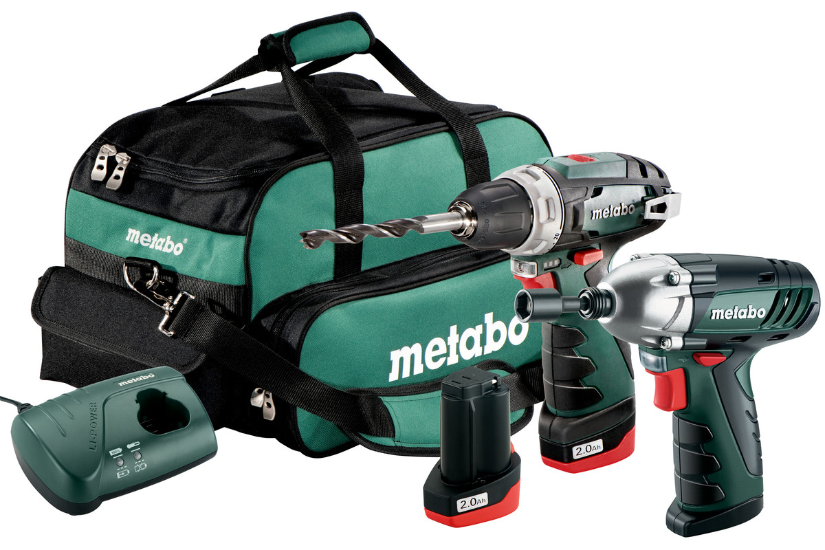 Combo Set 2.3 10.8 V (685055000) Cordless Machines in a Set