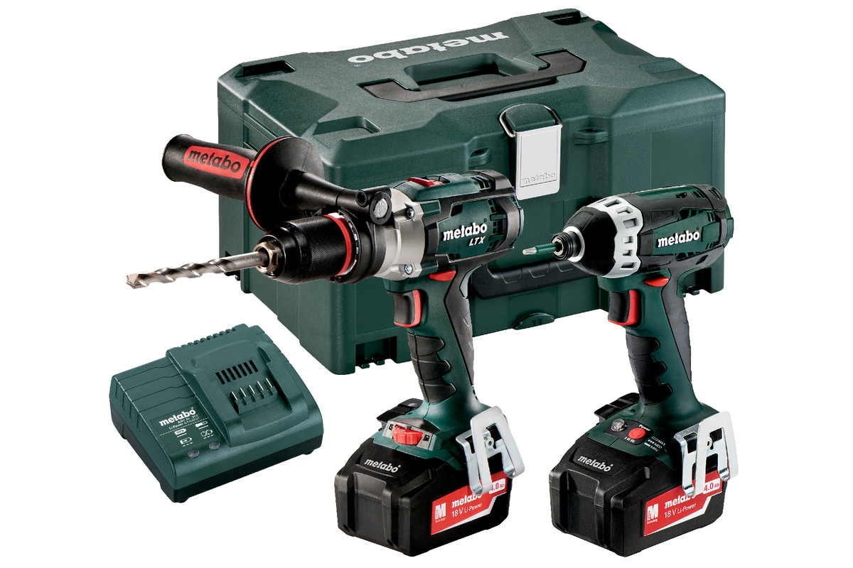 Combo Set 2.1.6 18 V (685058580) Cordless Machines in a Set