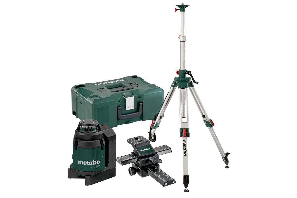 MLL 3-20 Set (690931000) Line Laser