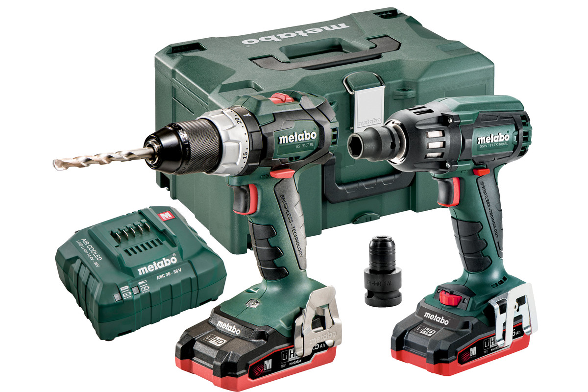 Combo Set 2.1.9 18 V BL LiHD (685098000) Cordless Machines in a Set