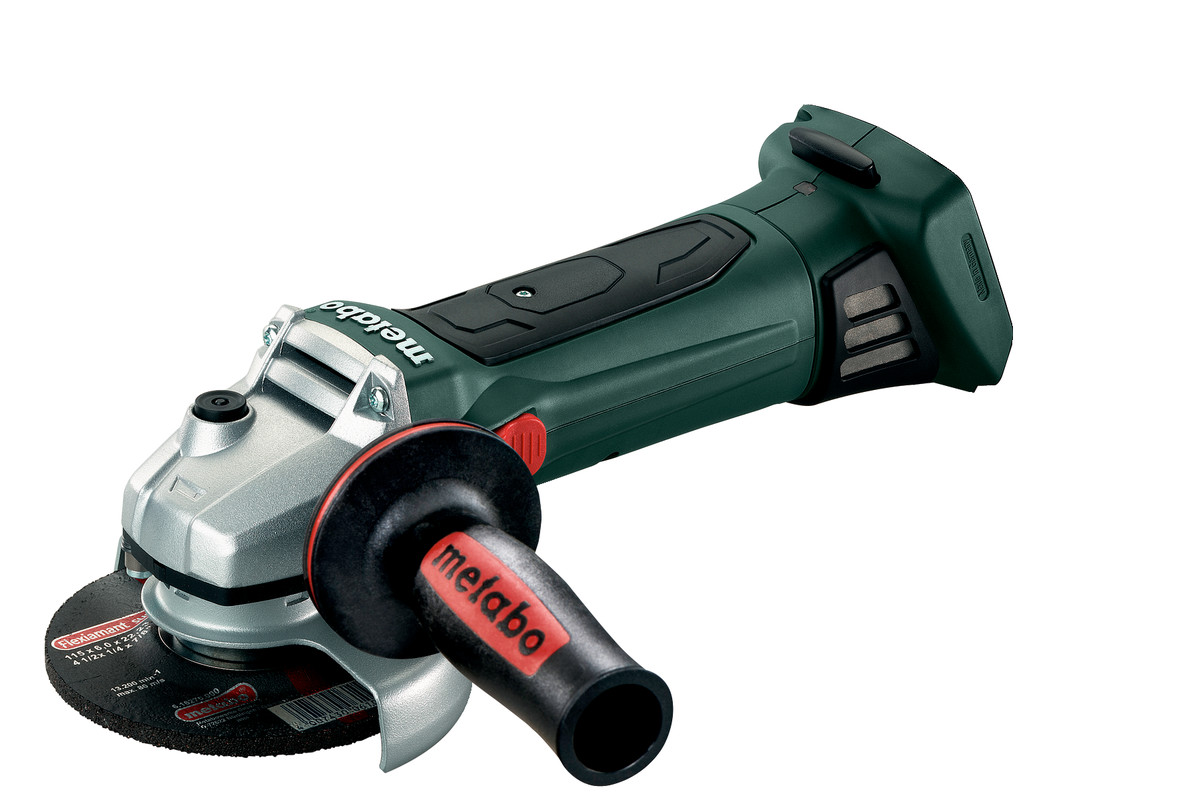 W 18 LTX 125 Quick (602174840) Cordless Angle Grinders