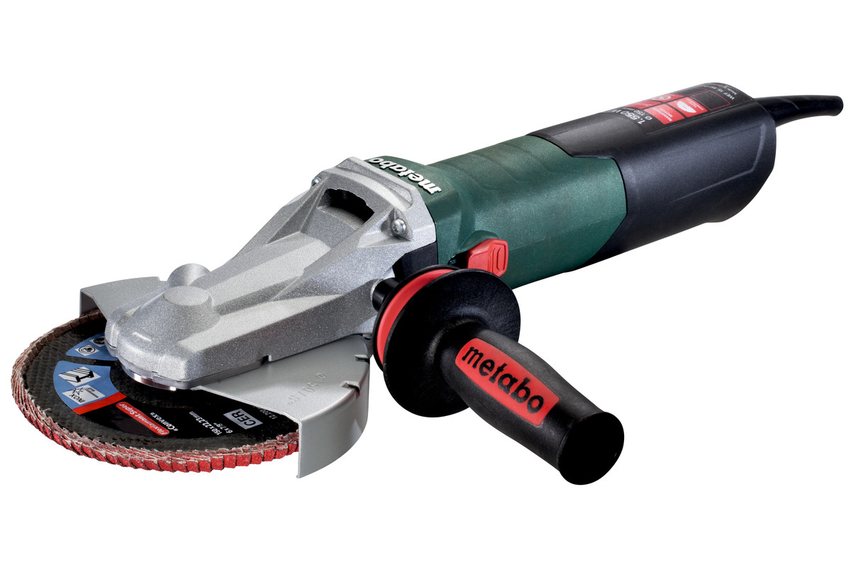 WEF 15-150 Quick (613083000) Flat-Head Angle Grinder