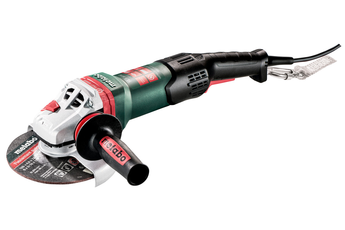 WEPBA 17-150 Quick RT DS (600606420) Angle Grinder