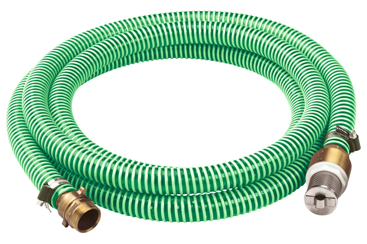 Standard suction hose set, 4 m (0903061227)