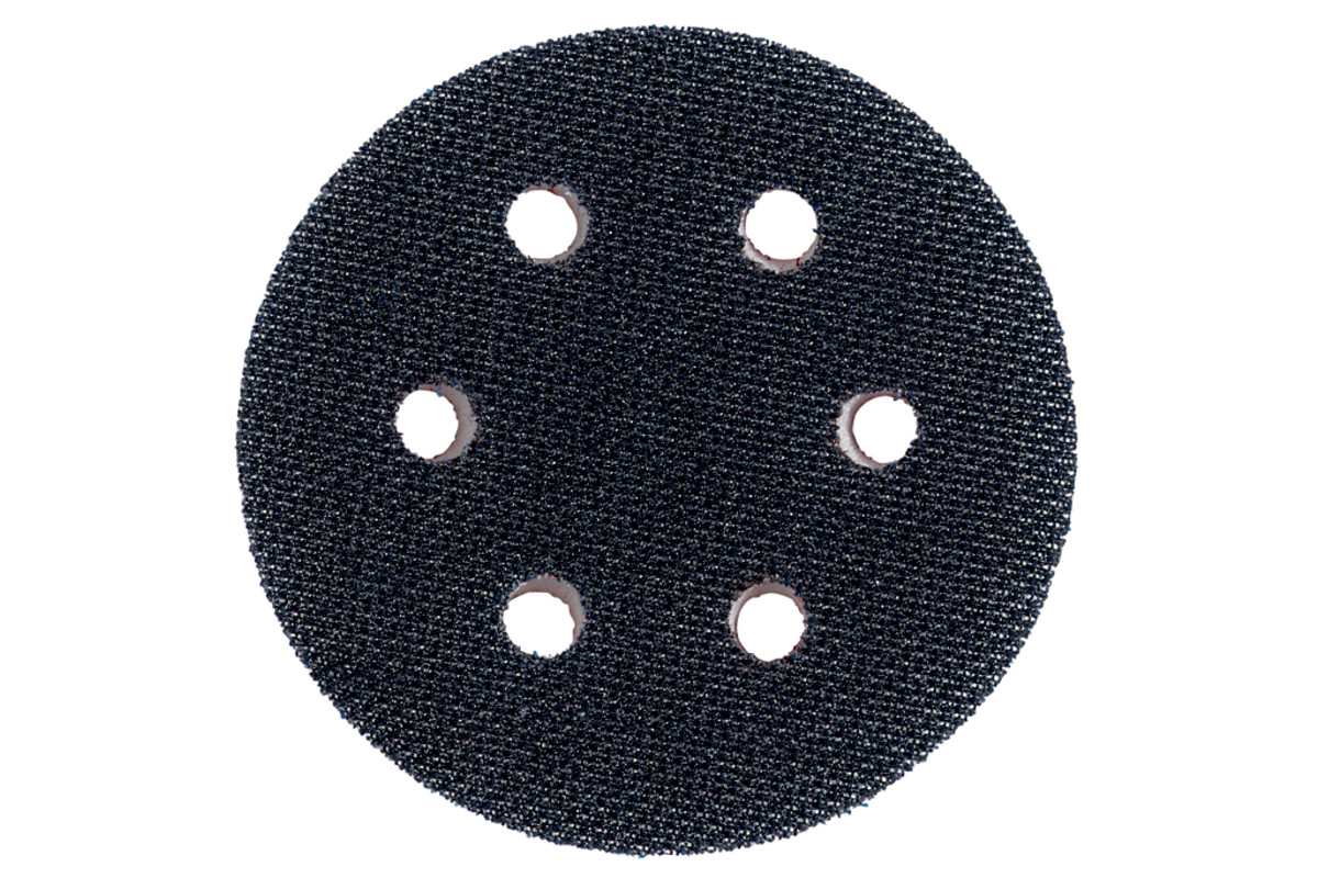 Hook and loop intermediate disc 80 mm,perf.f. SXE 400 (624061000)
